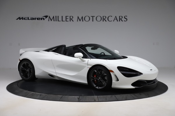 Used 2020 McLaren 720S Spider Convertible for sale Call for price at Alfa Romeo of Greenwich in Greenwich CT 06830 5