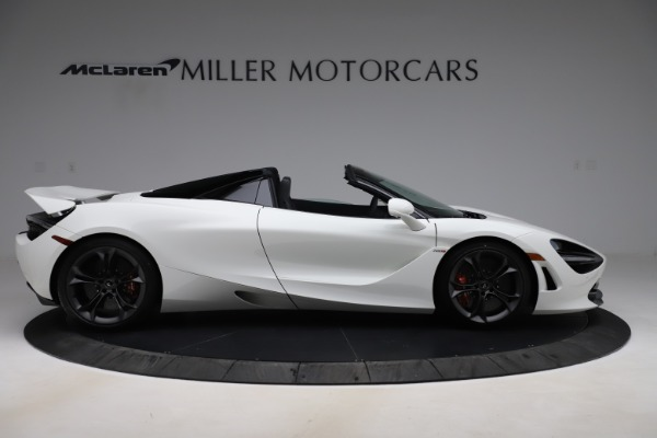 Used 2020 McLaren 720S Spider Convertible for sale Call for price at Alfa Romeo of Greenwich in Greenwich CT 06830 6