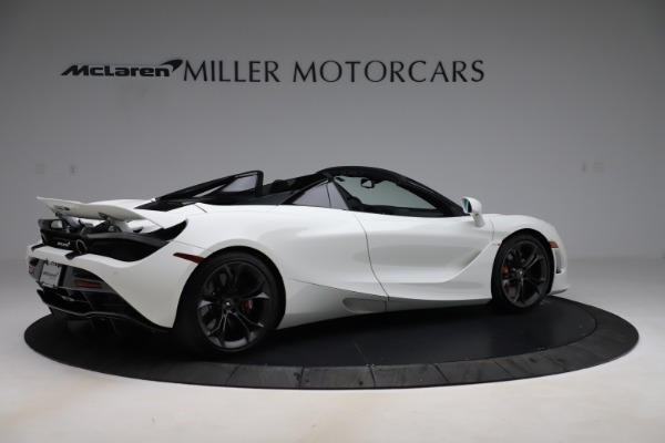 Used 2020 McLaren 720S Spider Convertible for sale Call for price at Alfa Romeo of Greenwich in Greenwich CT 06830 7