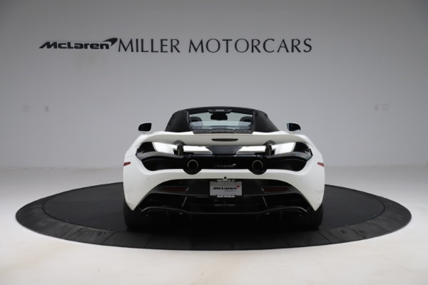 Used 2020 McLaren 720S Spider Convertible for sale Call for price at Alfa Romeo of Greenwich in Greenwich CT 06830 9