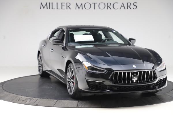 New 2019 Maserati Ghibli S Q4 GranLusso for sale $98,395 at Alfa Romeo of Greenwich in Greenwich CT 06830 11
