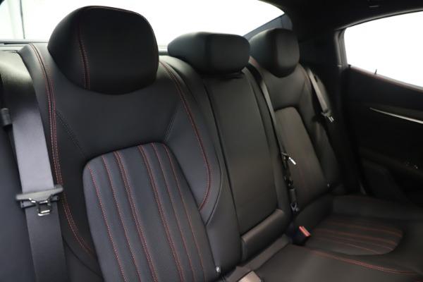 New 2019 Maserati Ghibli S Q4 GranLusso for sale $98,395 at Alfa Romeo of Greenwich in Greenwich CT 06830 26