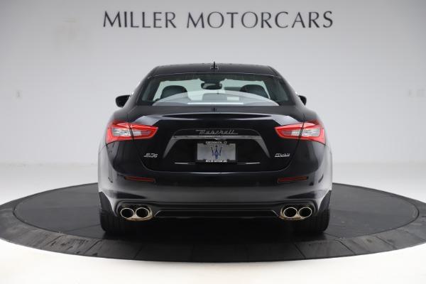 New 2019 Maserati Ghibli S Q4 GranLusso for sale $98,395 at Alfa Romeo of Greenwich in Greenwich CT 06830 6