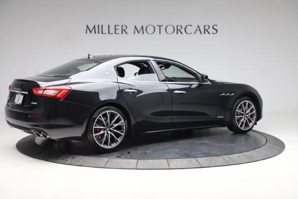 New 2019 Maserati Ghibli S Q4 GranLusso for sale $98,395 at Alfa Romeo of Greenwich in Greenwich CT 06830 8
