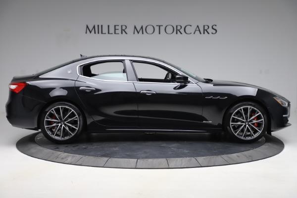 New 2019 Maserati Ghibli S Q4 GranLusso for sale $98,395 at Alfa Romeo of Greenwich in Greenwich CT 06830 9