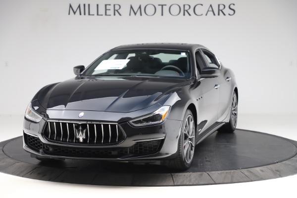New 2019 Maserati Ghibli S Q4 GranLusso for sale $98,395 at Alfa Romeo of Greenwich in Greenwich CT 06830 1