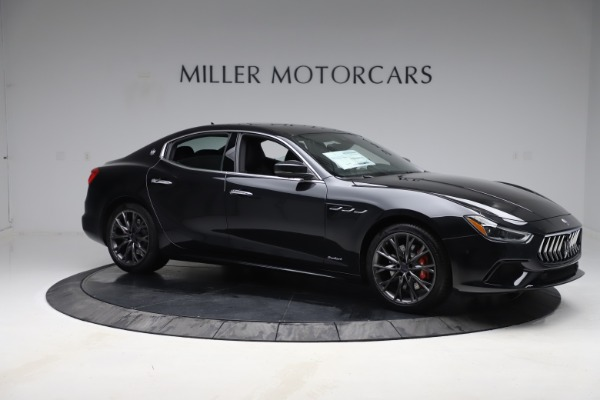 New 2019 Maserati Ghibli S Q4 GranSport for sale $99,905 at Alfa Romeo of Greenwich in Greenwich CT 06830 10