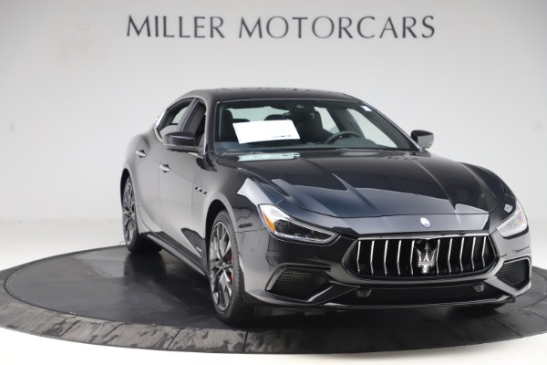 New 2019 Maserati Ghibli S Q4 GranSport for sale $99,905 at Alfa Romeo of Greenwich in Greenwich CT 06830 11
