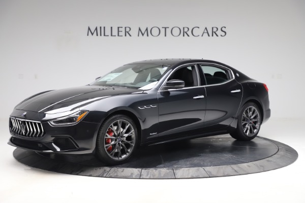 New 2019 Maserati Ghibli S Q4 GranSport for sale $99,905 at Alfa Romeo of Greenwich in Greenwich CT 06830 2