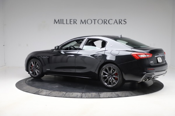 New 2019 Maserati Ghibli S Q4 GranSport for sale $99,905 at Alfa Romeo of Greenwich in Greenwich CT 06830 4