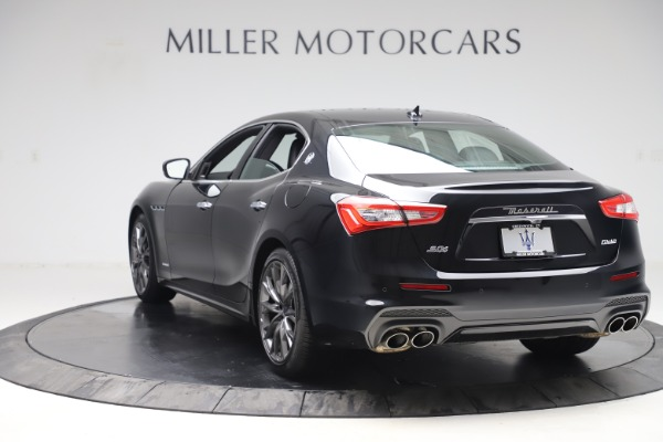 New 2019 Maserati Ghibli S Q4 GranSport for sale $99,905 at Alfa Romeo of Greenwich in Greenwich CT 06830 5