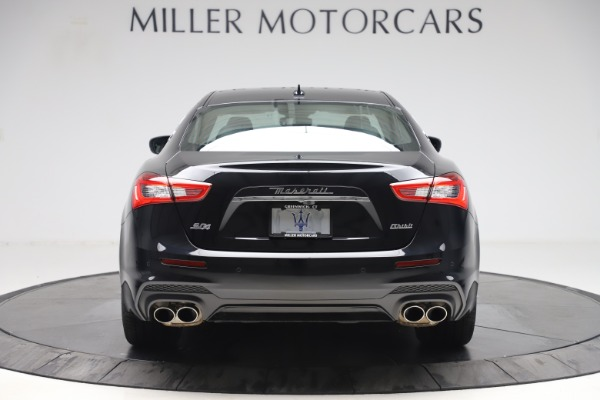 New 2019 Maserati Ghibli S Q4 GranSport for sale $99,905 at Alfa Romeo of Greenwich in Greenwich CT 06830 6