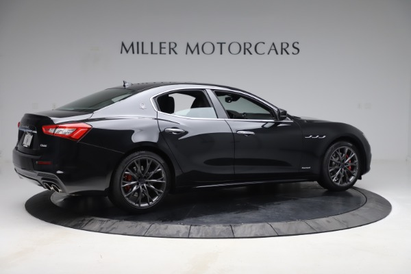 New 2019 Maserati Ghibli S Q4 GranSport for sale $99,905 at Alfa Romeo of Greenwich in Greenwich CT 06830 8