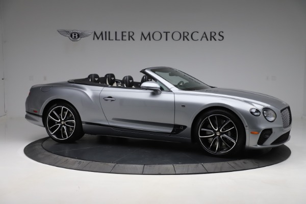 New 2020 Bentley Continental GTC W12 First Edition for sale $309,350 at Alfa Romeo of Greenwich in Greenwich CT 06830 11