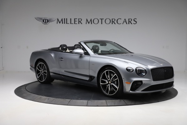 New 2020 Bentley Continental GTC W12 First Edition for sale $309,350 at Alfa Romeo of Greenwich in Greenwich CT 06830 12