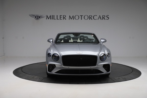 New 2020 Bentley Continental GTC W12 First Edition for sale $309,350 at Alfa Romeo of Greenwich in Greenwich CT 06830 13