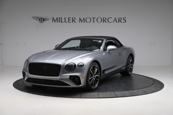 New 2020 Bentley Continental GTC W12 First Edition for sale $309,350 at Alfa Romeo of Greenwich in Greenwich CT 06830 14