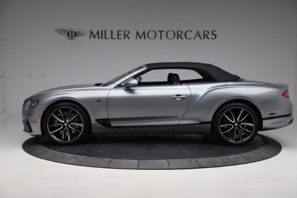 New 2020 Bentley Continental GTC W12 First Edition for sale $309,350 at Alfa Romeo of Greenwich in Greenwich CT 06830 15