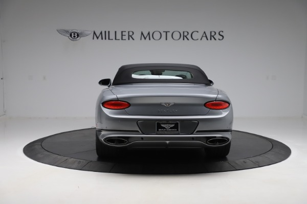 New 2020 Bentley Continental GTC W12 First Edition for sale $309,350 at Alfa Romeo of Greenwich in Greenwich CT 06830 17