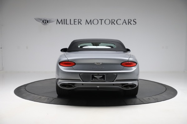 New 2020 Bentley Continental GTC W12 First Edition for sale $309,350 at Alfa Romeo of Greenwich in Greenwich CT 06830 18