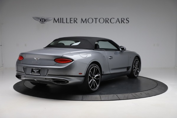 New 2020 Bentley Continental GTC W12 First Edition for sale $309,350 at Alfa Romeo of Greenwich in Greenwich CT 06830 19
