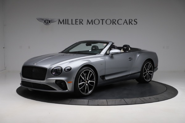 New 2020 Bentley Continental GTC W12 First Edition for sale $309,350 at Alfa Romeo of Greenwich in Greenwich CT 06830 2