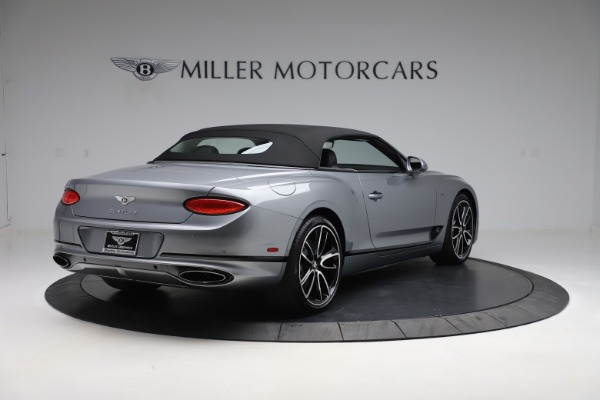 New 2020 Bentley Continental GTC W12 First Edition for sale $309,350 at Alfa Romeo of Greenwich in Greenwich CT 06830 20