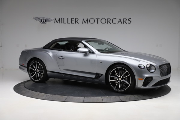New 2020 Bentley Continental GTC W12 First Edition for sale $309,350 at Alfa Romeo of Greenwich in Greenwich CT 06830 22