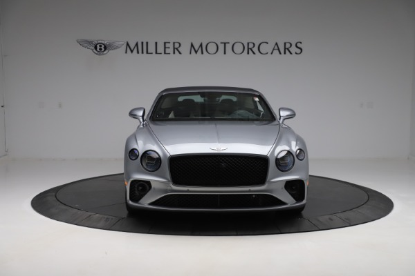 New 2020 Bentley Continental GTC W12 First Edition for sale $309,350 at Alfa Romeo of Greenwich in Greenwich CT 06830 23