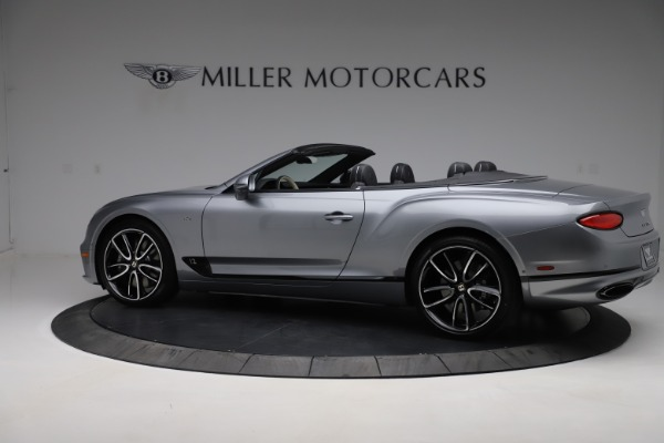 New 2020 Bentley Continental GTC W12 First Edition for sale $309,350 at Alfa Romeo of Greenwich in Greenwich CT 06830 4