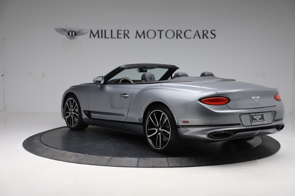 New 2020 Bentley Continental GTC W12 First Edition for sale $309,350 at Alfa Romeo of Greenwich in Greenwich CT 06830 5