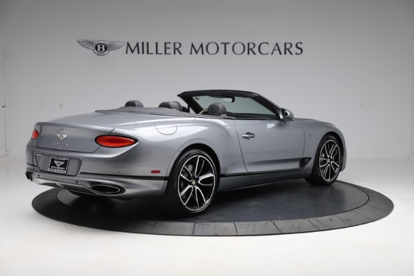 New 2020 Bentley Continental GTC W12 First Edition for sale $309,350 at Alfa Romeo of Greenwich in Greenwich CT 06830 9