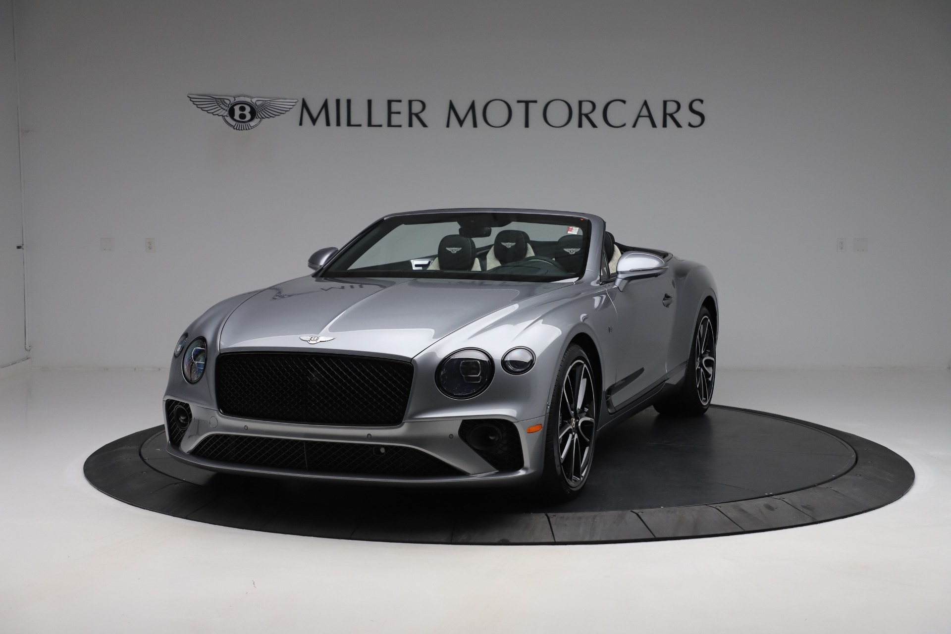 New 2020 Bentley Continental GTC W12 First Edition for sale $309,350 at Alfa Romeo of Greenwich in Greenwich CT 06830 1