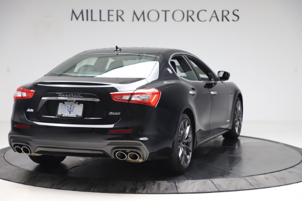 New 2019 Maserati Ghibli S Q4 GranSport for sale Sold at Alfa Romeo of Greenwich in Greenwich CT 06830 7