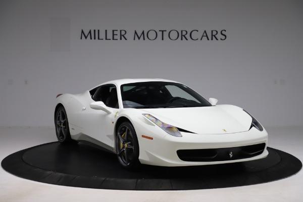 Used 2013 Ferrari 458 Italia for sale $186,900 at Alfa Romeo of Greenwich in Greenwich CT 06830 11