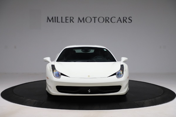 Used 2013 Ferrari 458 Italia for sale $186,900 at Alfa Romeo of Greenwich in Greenwich CT 06830 12