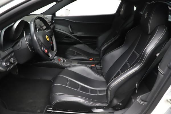 Used 2013 Ferrari 458 Italia for sale $186,900 at Alfa Romeo of Greenwich in Greenwich CT 06830 14