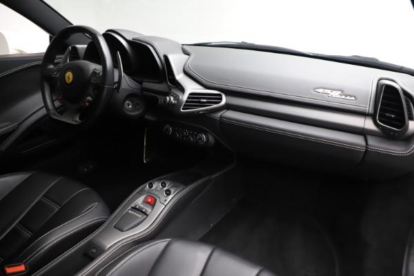 Used 2013 Ferrari 458 Italia for sale $186,900 at Alfa Romeo of Greenwich in Greenwich CT 06830 17