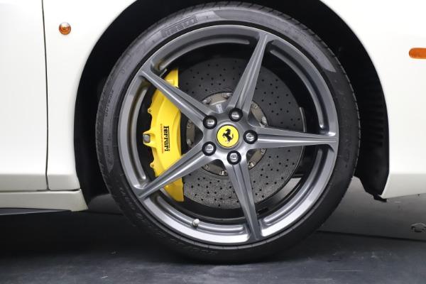 Used 2013 Ferrari 458 Italia for sale $186,900 at Alfa Romeo of Greenwich in Greenwich CT 06830 23