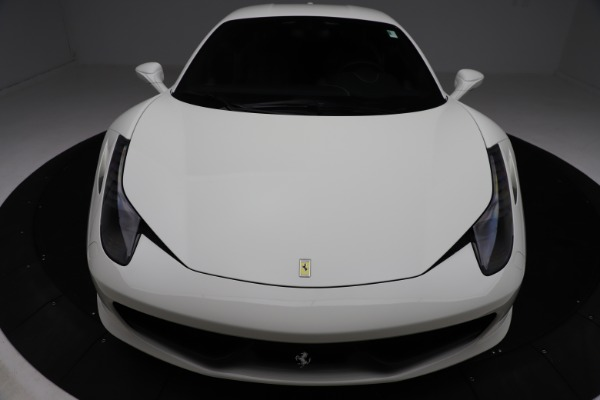 Used 2013 Ferrari 458 Italia for sale $186,900 at Alfa Romeo of Greenwich in Greenwich CT 06830 25