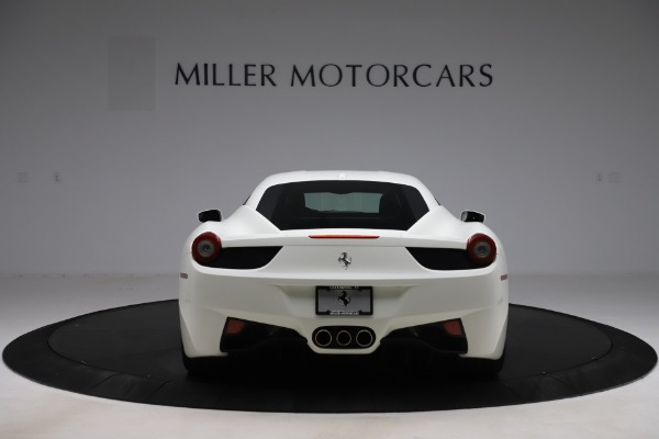 Used 2013 Ferrari 458 Italia for sale $186,900 at Alfa Romeo of Greenwich in Greenwich CT 06830 6