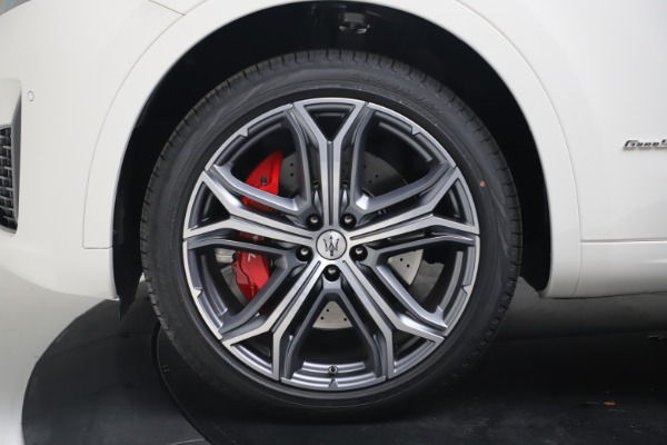 New 2020 Maserati Levante S Q4 GranSport for sale Sold at Alfa Romeo of Greenwich in Greenwich CT 06830 16