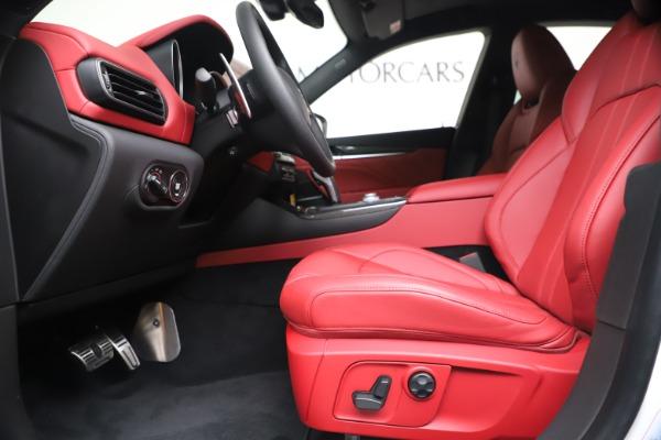 New 2020 Maserati Levante S Q4 GranSport for sale Sold at Alfa Romeo of Greenwich in Greenwich CT 06830 18