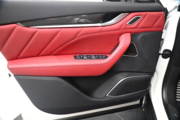 New 2020 Maserati Levante S Q4 GranSport for sale Sold at Alfa Romeo of Greenwich in Greenwich CT 06830 20