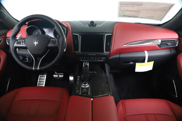 New 2020 Maserati Levante S Q4 GranSport for sale Sold at Alfa Romeo of Greenwich in Greenwich CT 06830 27