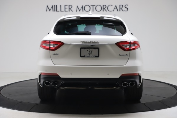 New 2020 Maserati Levante S Q4 GranSport for sale Sold at Alfa Romeo of Greenwich in Greenwich CT 06830 6