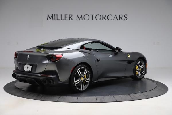 Used 2019 Ferrari Portofino for sale $231,900 at Alfa Romeo of Greenwich in Greenwich CT 06830 15