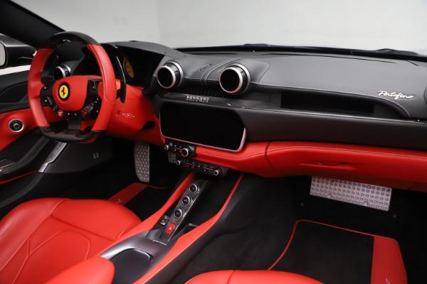 Used 2019 Ferrari Portofino for sale $231,900 at Alfa Romeo of Greenwich in Greenwich CT 06830 21