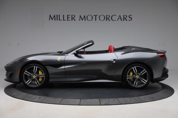 Used 2019 Ferrari Portofino for sale $231,900 at Alfa Romeo of Greenwich in Greenwich CT 06830 3