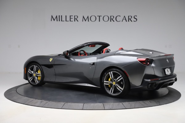 Used 2019 Ferrari Portofino for sale $231,900 at Alfa Romeo of Greenwich in Greenwich CT 06830 4